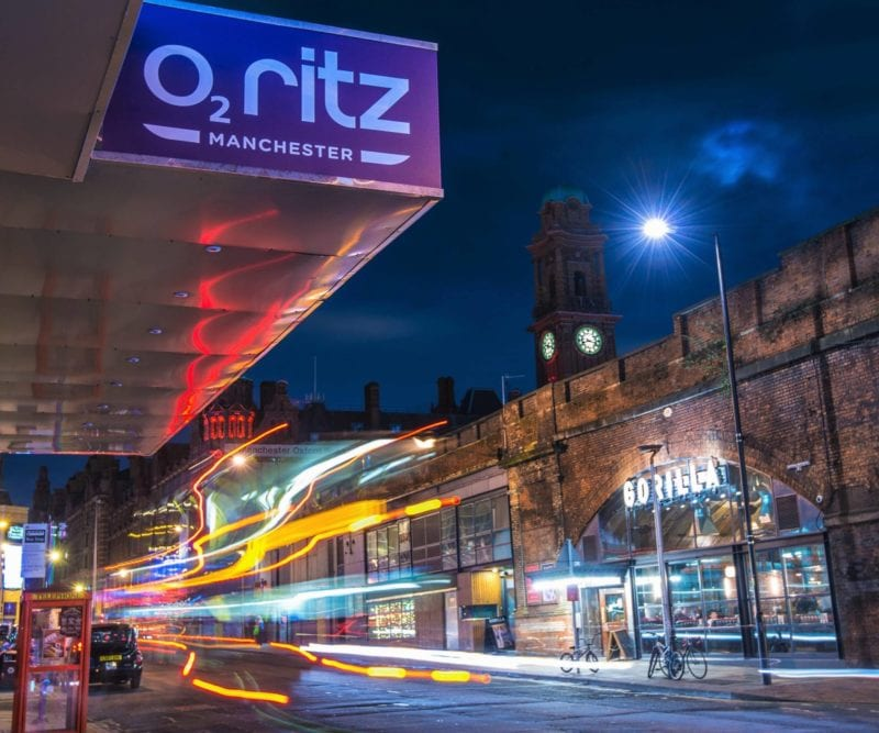 A tribute to Manchester's iconic Jilly's Rockworld club is happening at the Ritz, The Manc