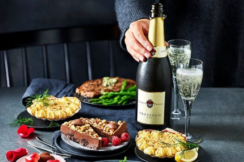 Marks and Spencer Valentine's menu is now on sale, The Manc