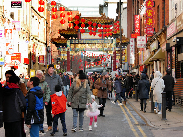 Trade drops 60% at Chinese restaurant in Manchester since coronavirus outbreak, The Manc