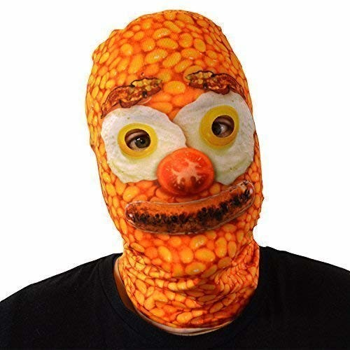 We might have just found the scariest mask on the internet, The Manc