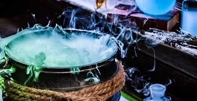 A Wizard's Cocktail Festival has magically appeared in Manchester, The Manc