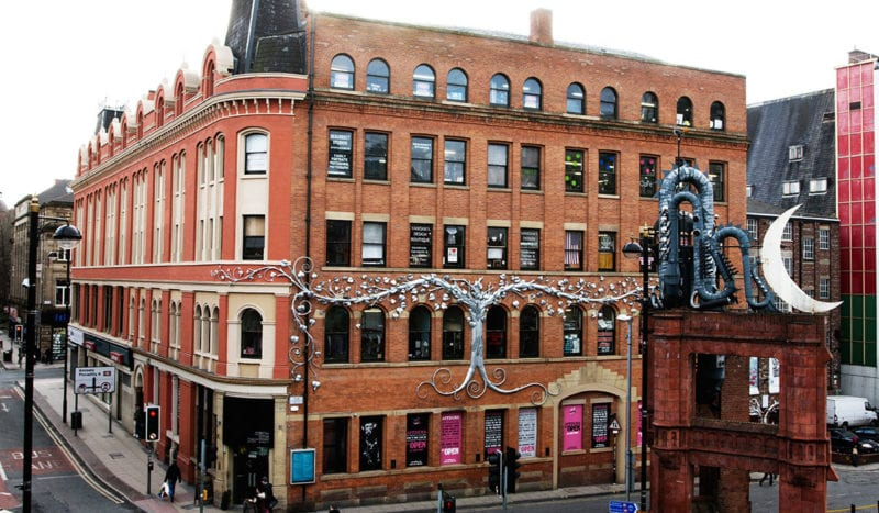 Afflecks has been named in the world's top 10% of tourist attractions, The Manc