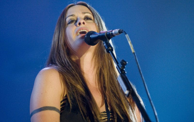 Alanis Morissette is playing Manchester Arena this year, The Manc