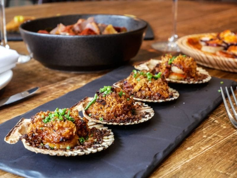 There's a three-for-two deal at Spinningfields tapas restaurant Iberica, The Manc
