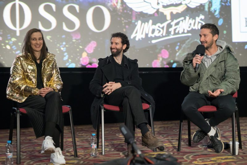 There's free filmmaker studios and industry panels happening at Manchester Film Festival, The Manc