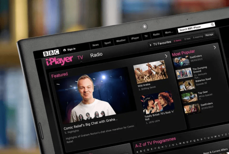 The BBC is increasing the price of TV licenses in April, The Manc