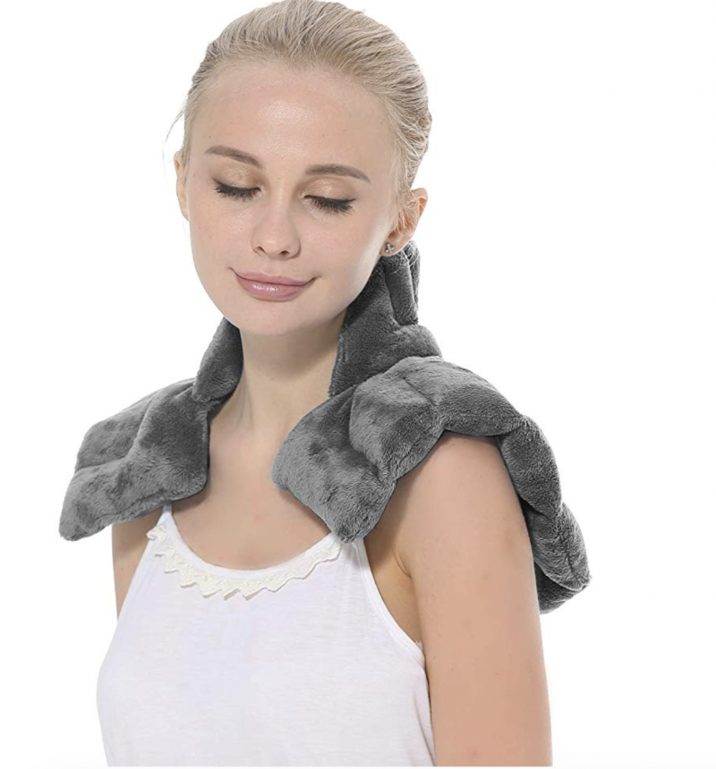 This microwaveable scarf is the ultimate winter wardrobe addition, The Manc