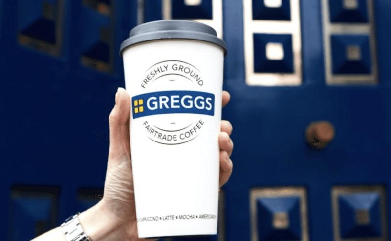 This Greggs engagement ring is the perfect way to propose, The Manc