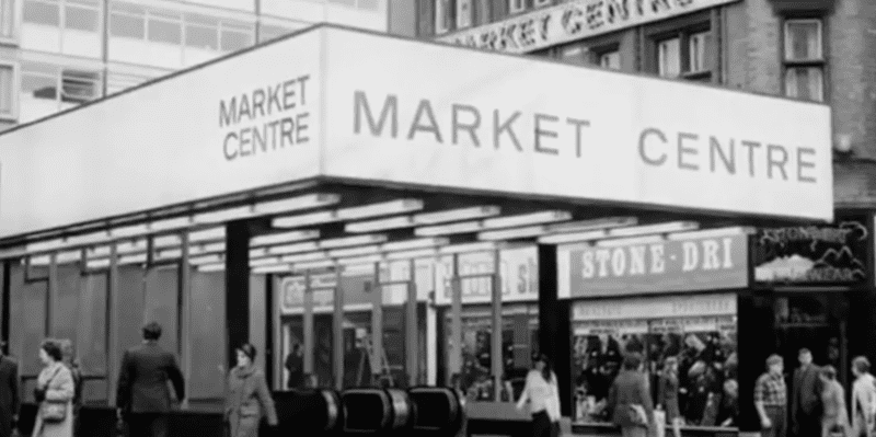 Remembering Manchester city centre's iconic underground market, The Manc