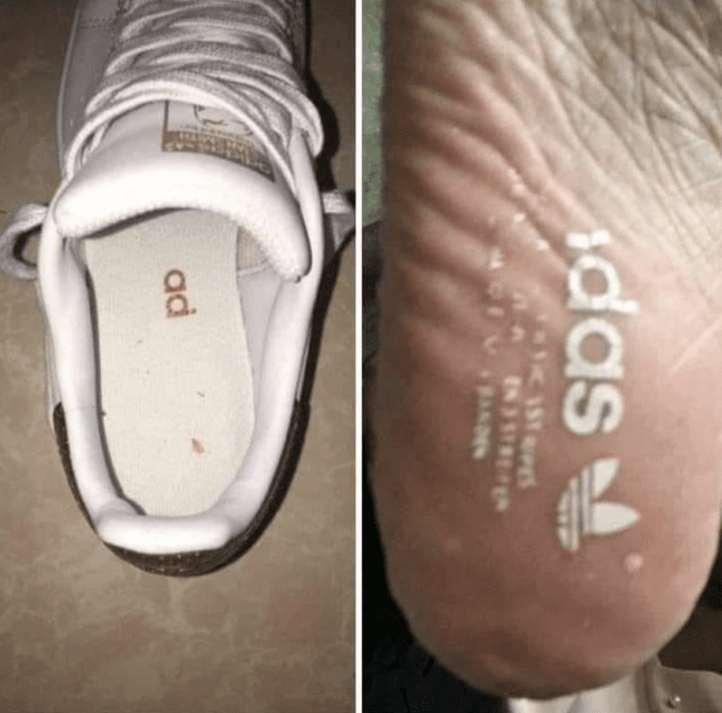 Man's hilarious Facebook post after buying pair of trainers from Cheetham Hill Road, The Manc