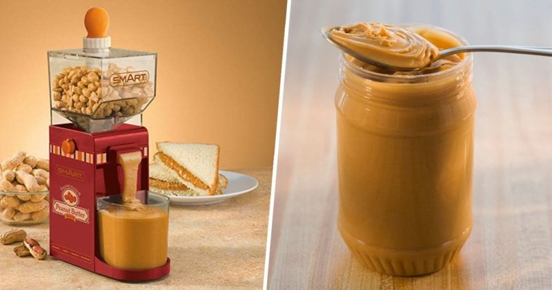 You can now buy a peanut butter maker that comes with a tap, The Manc