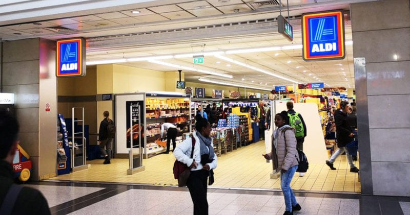 Aldi shoppers threaten to boycott the supermarket over new checkout system, The Manc