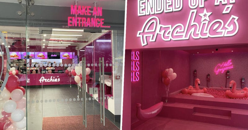 A look inside the long-awaited Archie's at Piccadilly Station, The Manc