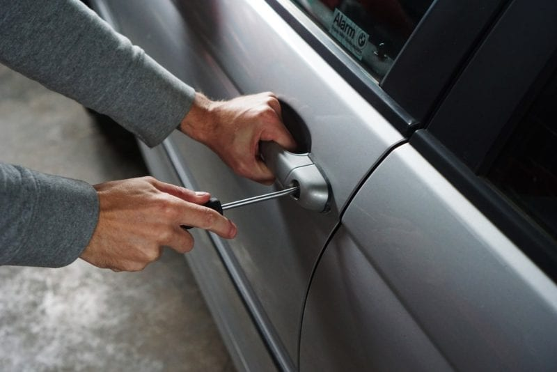 Data shows Manchester is the car theft capital of the UK, The Manc