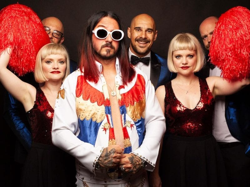 An Elvis-fronted Nirvana tribute band is coming to Manchester, The Manc