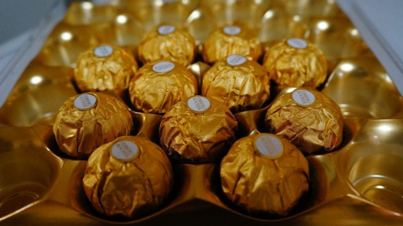 You can now get an Easter egg with Ferrero Rocher in the shell, The Manc