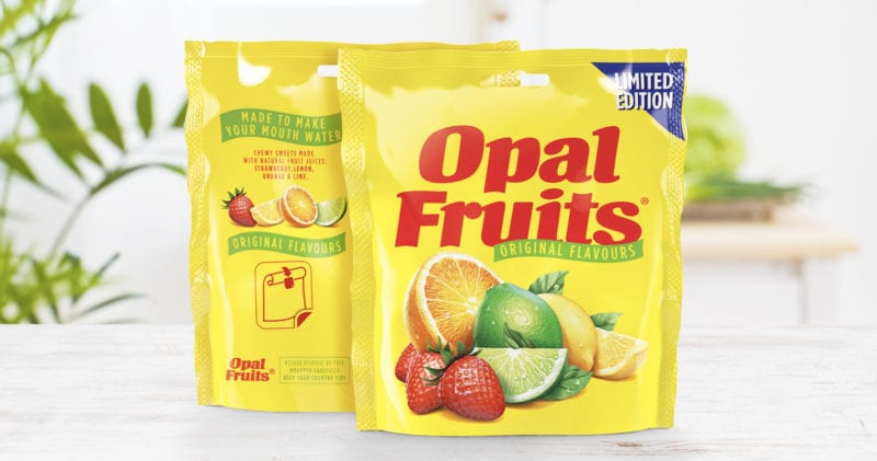 Starburst is bringing back Opal Fruits after more than 20 years, The Manc