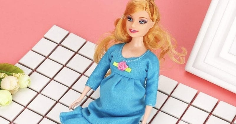 Pregnant doll on Amazon with baby inside it rubs people up the wrong way, The Manc