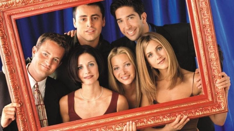 An immersive Friends themed boozy brunch and quiz is happening, The Manc