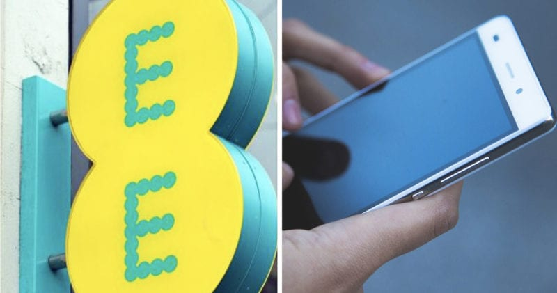 EE customers are being scammed with this text – do not click the link, The Manc