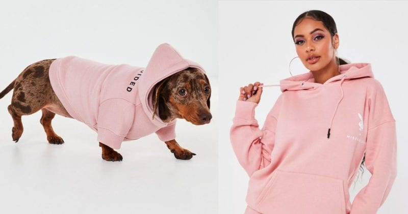 You can now get matching clothes for you and your dog, The Manc