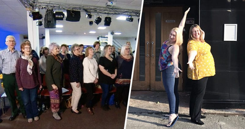 How this Greater Manchester choir for bad singers has changed people's lives, The Manc