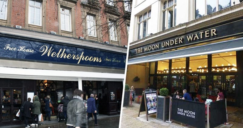 Are these the five best Wetherspoons in Greater Manchester?, The Manc