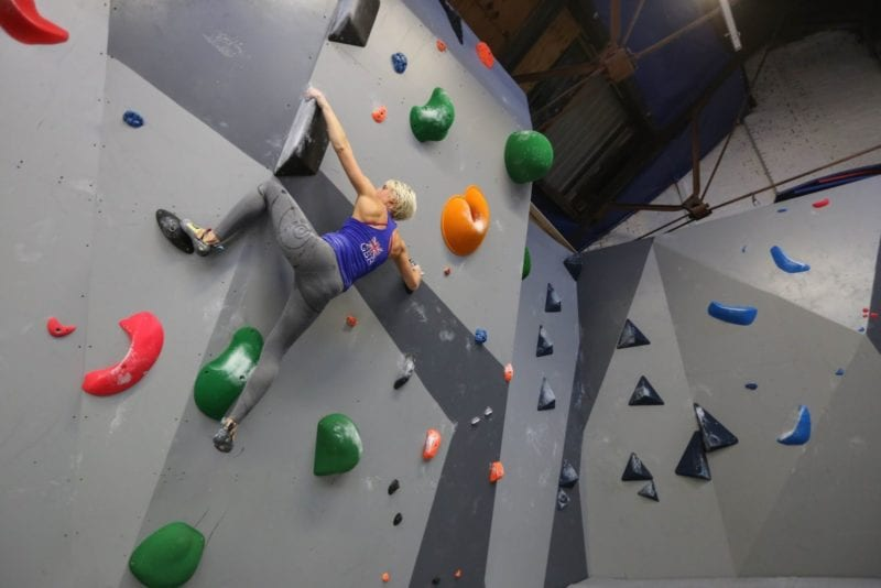 Rock climbing is now half-price at this legendary Manchester climbing centre, The Manc