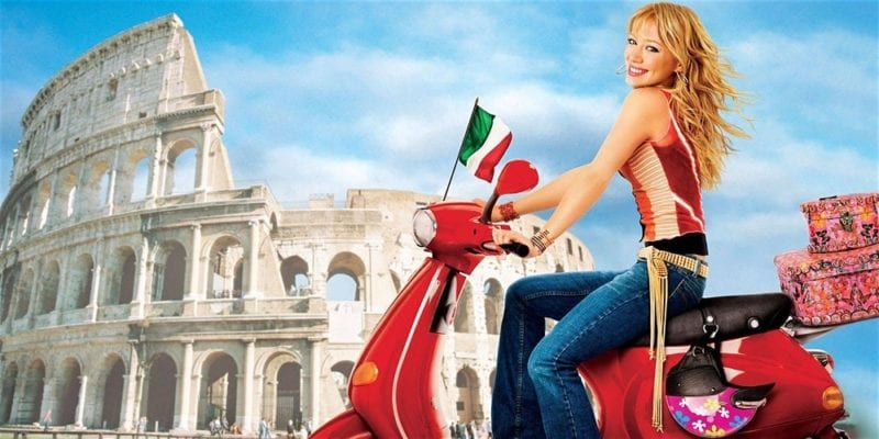 A Hilary Duff club night is happening in Manchester city centre, The Manc