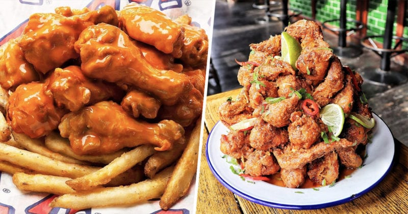 The UK's biggest chicken wing festival is returning to Manchester in 2020, The Manc