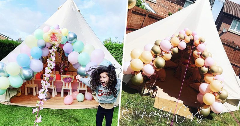 This Manchester company's enchanted tents are perfect for sleepovers, The Manc