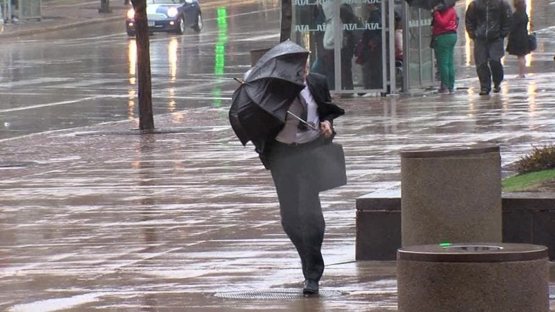 Weather experts warn people not to travel as Storm Ciara edges closer to UK, The Manc