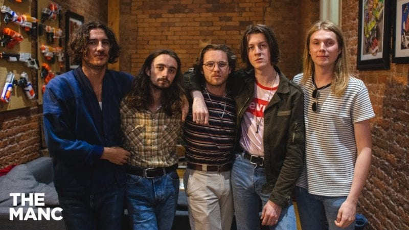 Blossoms set for second UK Number 1 album with 'Foolish Loving Spaces', The Manc