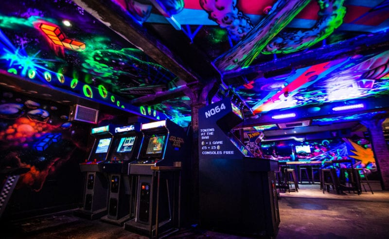 These NQ64 black cards give you free arcade gaming for a year, The Manc