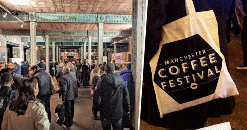 A huge coffee festival is coming to Manchester this year, The Manc