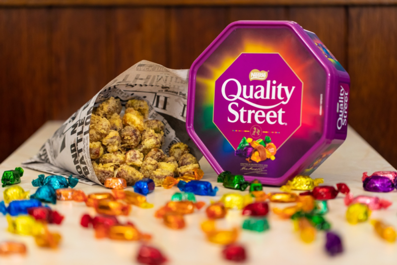 There's a brand new Quality Street range for the first time in 85 years, The Manc
