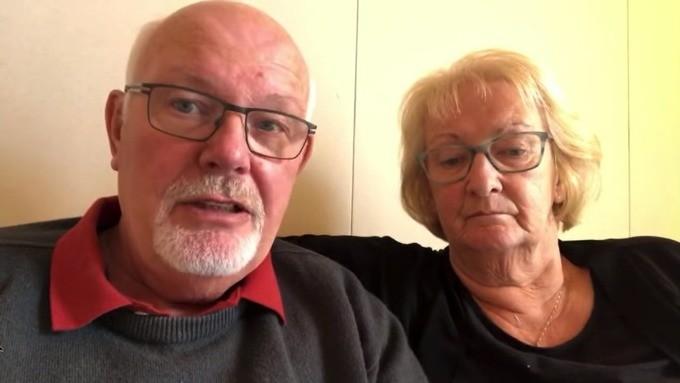 British couple David and Sally Abel test positive for coronavirus on cruise ship, The Manc