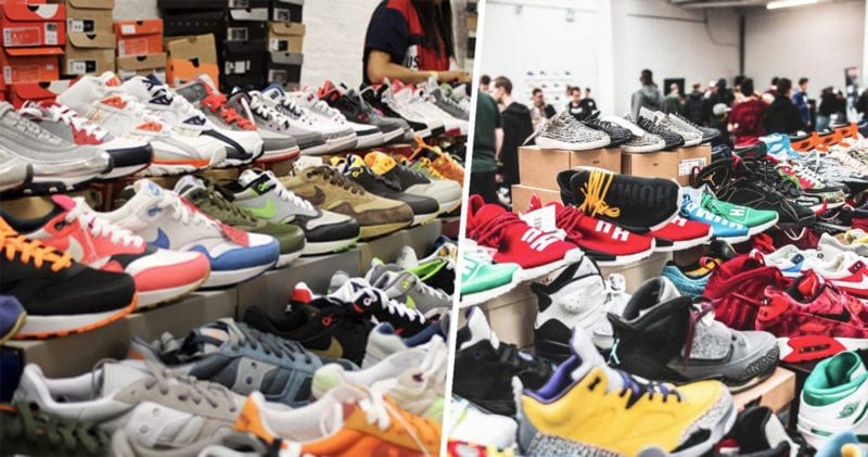 Europe's biggest rare trainer festival comes to Manchester this month, The Manc