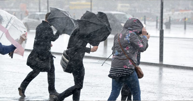 The two weather warnings across Greater Manchester today and what they mean, The Manc