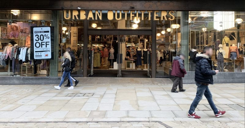 Vegan 'almost vomits' after Urban Outfitters found selling vegan sweets containing beef, The Manc