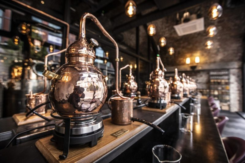 Inside the distillery: What's the Manchester Gin Experience all about?, The Manc