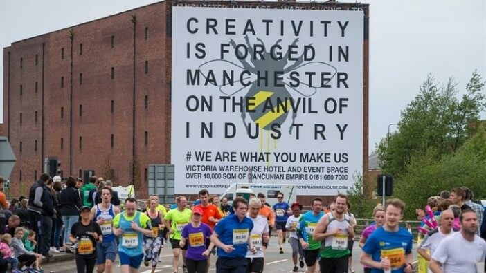The Great Manchester Run has been postponed, The Manc