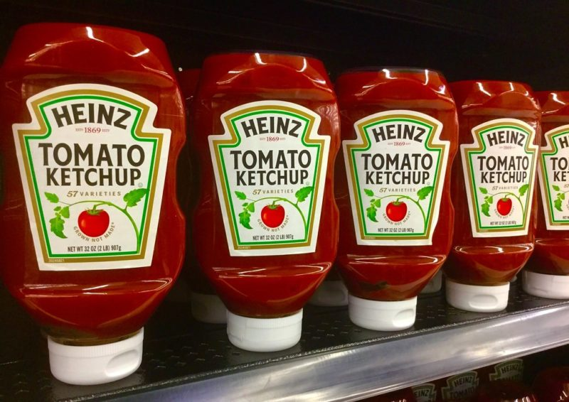 Experts say millions of Brits unnecessarily keep ketchup in the fridge, The Manc