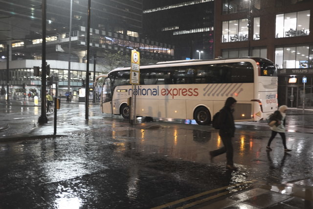 Flood alerts for four regions this morning as heavy rain hits Greater Manchester, The Manc