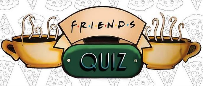 There's a virtual Friends quiz happening on Friday, The Manc