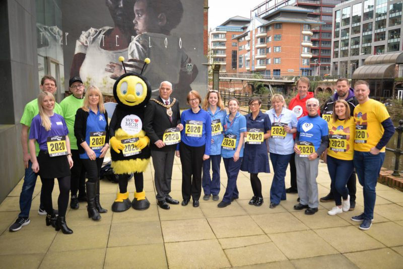 Meet the amazing people participating in the Great Manchester Run, The Manc