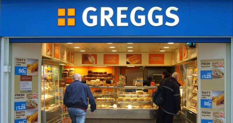 Greggs to close all UK stores tomorrow, The Manc