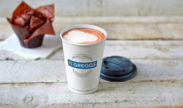 Greggs is serving free hot drinks for health and social workers, The Manc