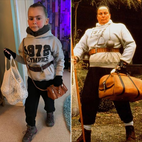 This girl's amazing costume has won World Book Day, The Manc