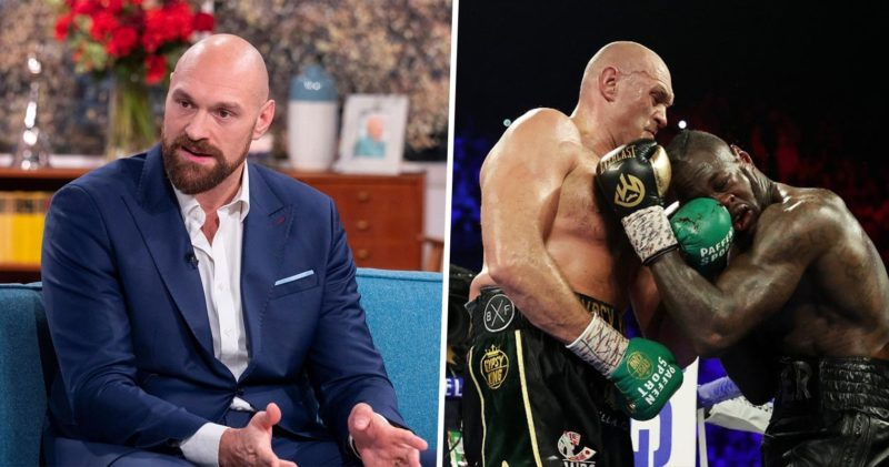 Tyson Fury reveals his plans for retirement on This Morning, The Manc